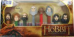 The Hobbit PEZ Gift Set