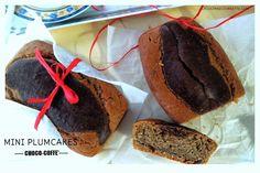 la cucina di Jorgette: MINI PLUMCAKES ----- CHOCO-COFFE'-----