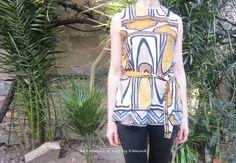 geometric dress by zaful  #dress #geometric #zuful #fashion