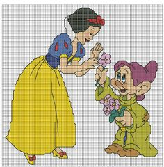 CHARMS IN CROSS POINT: Snow White and the Seven Dwarfs