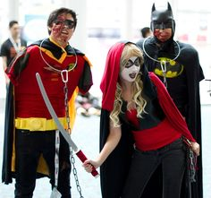 Hands-down, the single best cosplay of Comic-Con 2013.