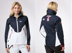 the award-winning helley hansen womens h2 flow jacket - my new favorite!