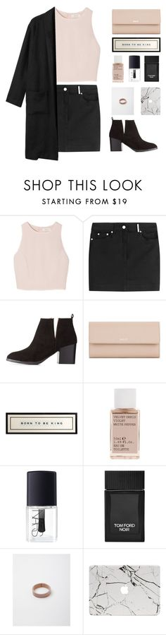 """blush"" by daisiesandsilk ❤ liked on Polyvore featuring SemSem, Kenzo, Charlotte Russe, Bally, WALL, Korres, NARS Cosmetics, Tom Ford and Lauren Manoogian"
