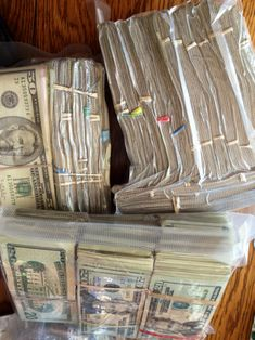 Money flows to me in avalanches of abundance every day, in every way, and in every amount