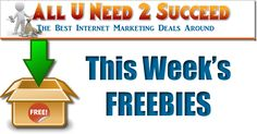 18 Internet Marketing Freebies For You! Grab Them Now!