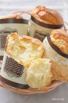 「ヨーグルトと柚子のカップシフォン」marimo | お菓子・パンのレシピや作り方【corecle*コレクル】