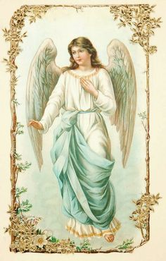Angels are always with you!
