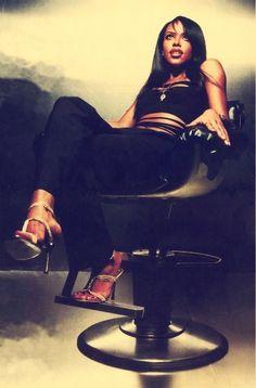 Aaliyah-Are You That Somebody Lyrics♪ - YouTube