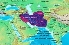 Ethiopian Empire | Parthian Empire: Ancient Iran and Iraq (247 B.C. –224 A.D. )