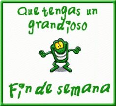 The perfect Feliz Buen Grandioso Animated GIF for your conversation. Discover and Share the best GIFs on Tenor. Spanish Jokes, Thanksgiving Coloring Pages, Learning Spanish, Animated Gif, Logos, Gifs, Humor Whatsapp, Humor Dental, Frases Humor