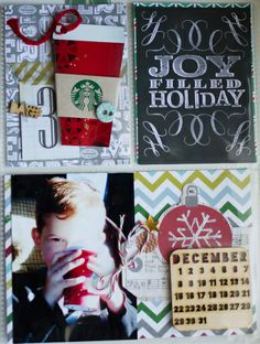December Daily Day 3 by Traci Reed Designs