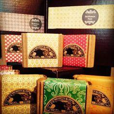 BaaHurrah Farm Holiday Gift Boxes  Handmade by BaaHurrahFarms