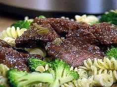 Slow Cooker: Skirt Steak With Cipollini Onions