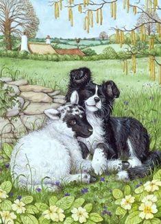 belles peintures  Debbie Cook