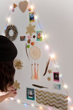 Urban Outfitters - Blog - UO DIY: Collage Holiday Tree