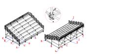Image result for bleachers retractable diagrams