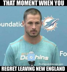 """""""What have I done?"""" - Probably @dannyamendola"""