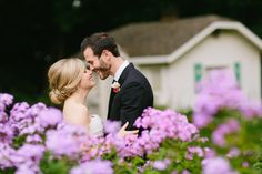 Romantic Backyard Wedding by Maggie Fortson Photography   Two Bright Lights :: Blog
