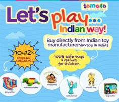When you want to buy the best for your kid, it's best that you buy online. Over the past years the trend of online shopping for kids toys have become increasingly popular. And another good things is that the best of kids toys are available online, especially at exclusive toys platforms like tomafo.com