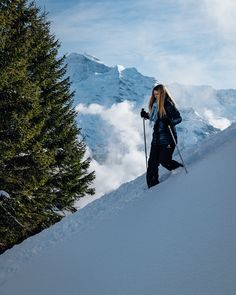 Our 2020 resolution is simple: Enjoy more time outdoors with more people :) 🇨🇭 Snowshoe, Winter Wonder, Travel Europe, Hiking Trails, Switzerland, Adventure Travel, Skiing, Scenery, Outdoors