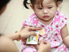 iKids - đồ chơi trẻ em — Cẩn thận khi dùng miếng dán chống muỗi cho con