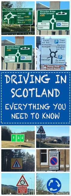 Renting A Car And Driving In Scotland: Everything You Need To Know Mieten Sie ein Auto und fahren Sie in Schottland: Alles, was Sie wissen .