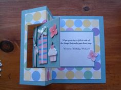 Birthday by lcjcreations - Cards and Paper Crafts at Splitcoaststampers