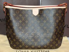 LV Delightful PM - I hate that I want this bag...