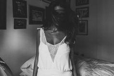 Sophie Sarfati, Collection 2016, Noir et Blanc, Robe Farrah © Lifestories : Yann Audic