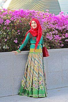 Style hijab casual untuk orang gemuk Ideas for 2019 Islamic Fashion, Muslim Fashion, Hijab Fashion, Girl Fashion, Fashion Muslimah, Hijab Casual, Hijab Style, Ootd Hijab, Hair Style