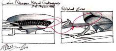 Oscar Niemeyer eliinbar Sketches 2011