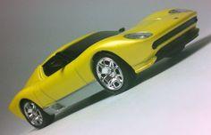 Lamborghini Miura Concept - Kyosho