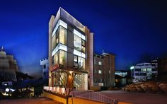 Yul-dong Café  / iSM architects