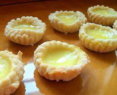 frozen wings: Flaky Egg Tarts (酥皮旦挞)