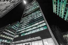20 Fenchurch Street in London, also known as 'The Walkie Talkie building'   by P Sterling Images