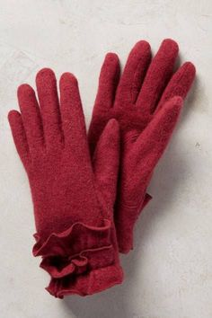 Clasina Gloves | Pinned by topista.com