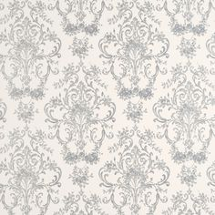 Find sophisticated detail in every Laura Ashley collection - home furnishings, children's room decor, and women, girls & men's fashion. Silver Wallpaper, Love Wallpaper, Textured Wallpaper, Pattern Wallpaper, Bedroom Wallpaper, Wallpaper Ideas, Laura Ashley Usa, Damask Decor, Scrap