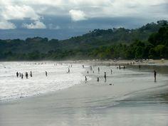 Playa avellana, Costa Rica.