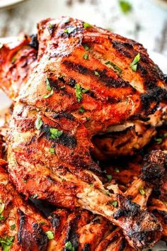 Tandoori Chicken | How To Make Tandoori Chicken - YupFoodie