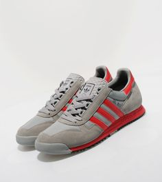 Adidas Originals SL 80 grey/red