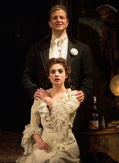 Julia Udine & Jeremy Hays, Broadway