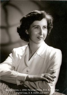 What Was Their Story: Wordless Wednesday - Happy Birthday Carolyn! #genealogy