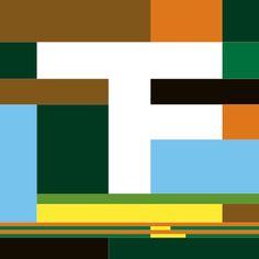 TF patchwork logo