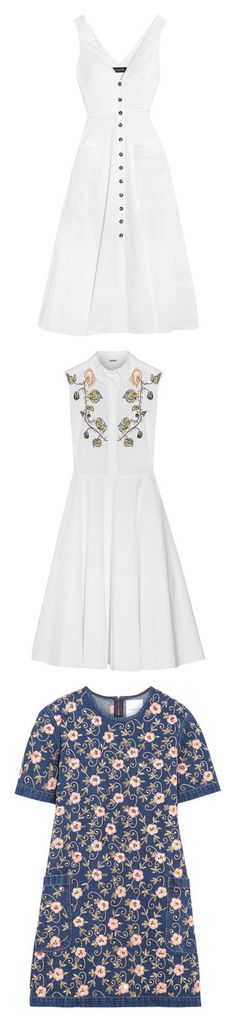 """""""missing dresses"""" by polyvore-editorial ❤ liked on Polyvore featuring dresses, oversized dress, a line dress, saloni dress, pink dress, pink cut out dress, vestidos, embroidery dresses, embroidered dress and white midi dress"""