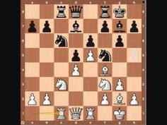 Famous Chess Game: Fischer vs Panno