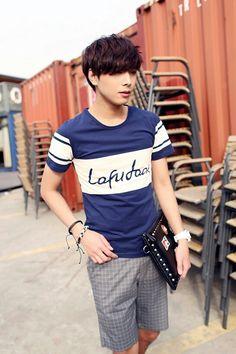 เสื้อยืด แฟชั่นเกาหลี ราคา 590 บาท สินค้าพรีออเดอร์ รหัส KA029 ไม่มีวันปิดรอบ สั่งซื้อได้ทุกวัน รอสินค้า 15-20 วัน ดูเพิ่มเติมได้ที่ http://www.kjfashionstyle.com/product/1313  ค่าจัดส่งสินค้า ลงทะเบียน ตัวแรก 30 ตัวถัดไปเพิ่ม 10 บาท แบบ EMS ตัวแรก 50 ตัวถัดไปเพิ่ม 15 บาท  สนใจสั่งซื้อได้ทุกช่องทาง LineID : kjicha #LINESHOP ID : LS42444 Fanpage: http://www.facebook.com/fashionstyle.kj เว็บไซต์ : http://www.kjfashionstyle.com  * สินค้าบางรายการสต๊อกอาจจะหมด รอทางร้านตรวจเช็ค…