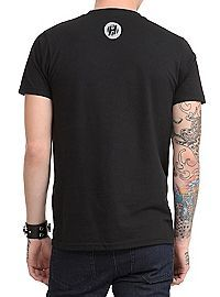 MUSIC | HOTTOPIC | Tees ~All Time Low Skully Logo T-Shirt~