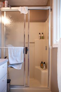 Fiberglass Shower Stall Doors