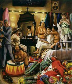 Daniel Lezama es la prueba viviente de que en México podrán marchar mal muchas cosas, menos el arte. Mexican Artwork, Lion Love, Mexican Artists, Antique Photos, Great Artists, Art Sketches, New Art, Urban, Visual Arts