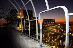 Capture the perfect Instagram photo on top of the Foshay tower